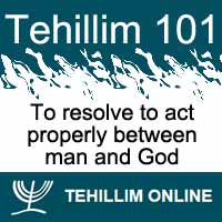 Tehillim 101