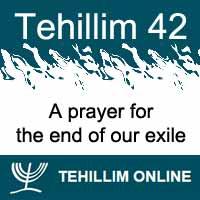 Tehillim 42
