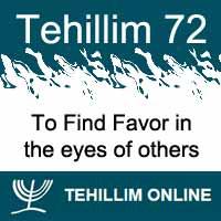 Tehillim 72