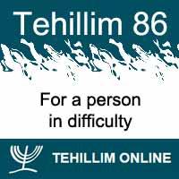 Tehillim 86