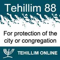 Tehillim 88