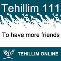Tehillim 111