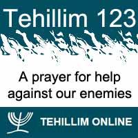 Tehillim 123