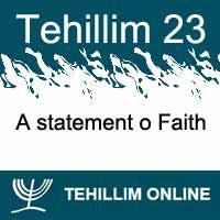 Tehillim 23