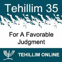 Tehillim 35