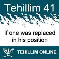 Tehillim 41