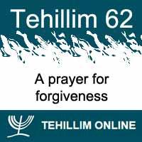 Tehillim 62